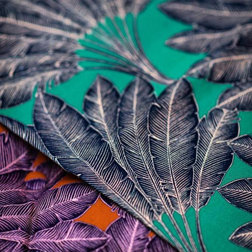 """Elegant & Subtile the new colors of """"arbre voyageur"""" are coming #palmspringsstyle #creativity #luxury #design #print #creativity #colors #interiordesign #homedecor created by the talented @studio_inkfabrik"""