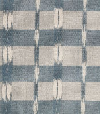 FRENCH IKAT (outdoor) denim